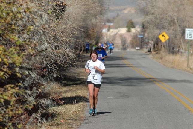 Women Overall Winner 2011 - Hanna Varela