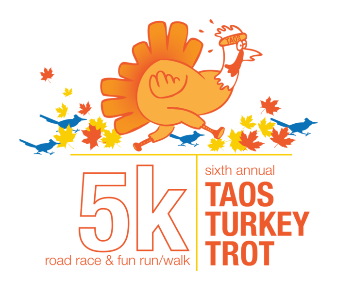 Taos Turkey Trot 5k